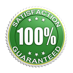 Our house cleaning service guarantee